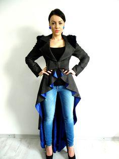 stella jacket by lauragalic on Etsy, $299.90