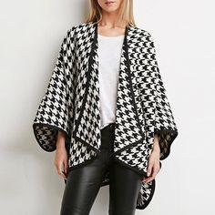 Poncho Brief Keep Warm Streetwear Coat LAVELIQ
