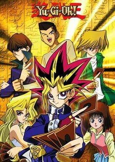 Yu-Gi-Oh! - January 2014 Anime Manga Club Selection
