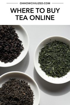 I've compiled a list of all my favorite places to buy tea online! Here you will find my picks for the best tea companies online. In my personal experience, they all sell high quality tea and provide great customer service. Buy Tea Online, Tee Online, Tea Party Sandwiches, Cucumber Sandwiches, Best Tea Brands, Peach Ice Tea, Iced Tea Recipes, Drink Recipes, Bubble Milk Tea