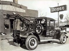 Old tow trucks and semis | Motor Junkies