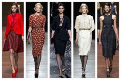 abecedario con todas las tendencias de moda de primavera verano 2013: l de lady