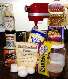 stand mixer recipe blog