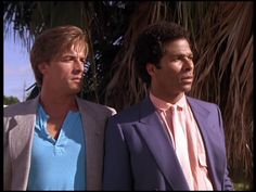 TV Show: Miami Vice with Don Johnson  1980's