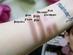 Makeup Royalty   Anastasia Beverly Hills Single Eyeshadows   Review & Swatches   labellesirene.ca