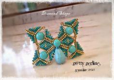 P@tty Perline : Diamond Shape