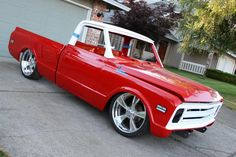 1967-72 lowered C10