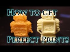 How to Find the Perfect Print Settings For Your 3D Printer - YouTube