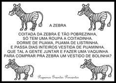 Parlenda da Zebra