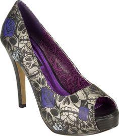 IRON FIST Muerte Punk Womens Shoes