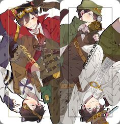 Osomatsu-san The Matsu Manga Anime, Anime Art, Cyberpunk, Anime Siblings, Osomatsu San Doujinshi, Hot Anime Guys, Anime Boys, Anime Kunst, Ichimatsu