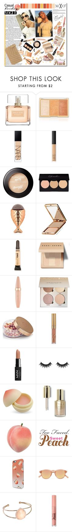 """CASUAL FRIDAY"" by mxogirl ❤ liked on Polyvore featuring beauty, Givenchy, NARS Cosmetics, Puma, Napoleon Perdis, L.A. Girl, Bobbi Brown Cosmetics, Maybelline, The Body Shop and NYX"