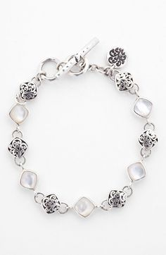 Lois Hill Mother-of-Pearl Bracelet available at #Nordstrom
