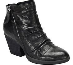 56151e18d35016 Sofft Leather Ankle Boots - Gable