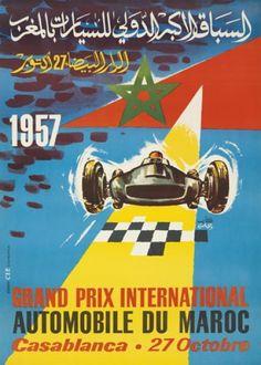 1957 Grand Prix Internationale Automobile du Maroc