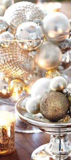 ♔ Christmas Gold