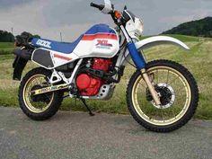 HONDA XL 600 LM.  #motorcycles #motorbikes #motocicletas