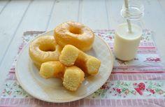 Fácil y sencilla forma de hacer los famosos donuts de azúcar. EL blog NO SIN MI TAPER nos enseña.