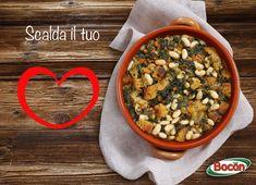 Hai mangiato? È la piu autentica espressione d'amore! A San Valentino gusta i piccoli gesti con i piatti Bocon