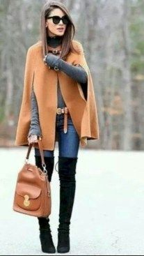 Totally Perfect Winter Outfits Ideas You Will Fall In Love With 33