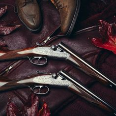 Our shooting season is getting close to the end. We hope that these last few days will also be your greatest ones. by jamespurdeyandsons Double Barrel, Gentleman, Hunting, Shotguns, Instagram Posts, British Countryside, Game Birds, Rifles, Bespoke
