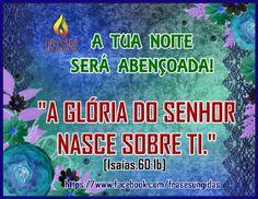 A Glória Do Senhor Nasce Sobre i!