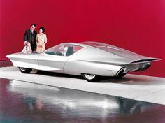 1964 GM Firebird IV Concept