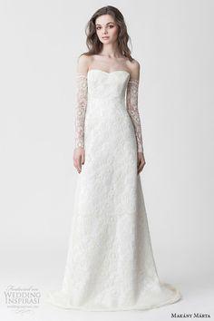 Makany Marta Wedding Dresses — Midsummer Night's Dream Bridal Collection | Wedding Inspirasi