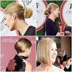 Rosamund Pike's Ingenious Ideas For Growing Out An ...