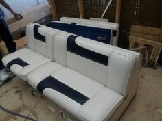 Boat upholstery, Cody's Upholstery Boat Upholstery, Boat Seats, Boat Interior, Boat Design, Boating, Jet, Capri, Diy Projects, Layout
