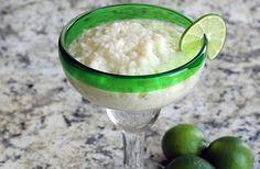Margarita Rice Pudding