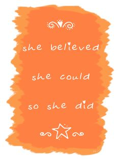 This saying is for my darling daughter. #poster