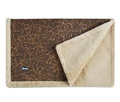 Faux Suede Fleece Pet Dog Cat Blanket throw for Car lap Sofa bed Crate keenel and carrier M 38″*56″
