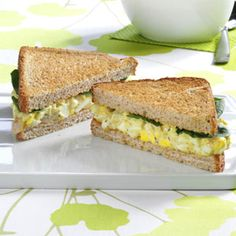 Egg Salad Sandwich Recipe With Sweet Relish.Sandwich Recipes SimplyRecipes Com. Turkey And Egg Salad Sandwiches Recipe RecipeTips Com. Tuna Salad Sub Sandwiches My Food And Family. Egg Salad Sandwiches, Healthy Sandwiches, Wrap Sandwiches, Sandwich Recipes, Salad Recipes, Sandwich Ideas, Chicken Sandwich, Best Egg Recipes, Favorite Recipes