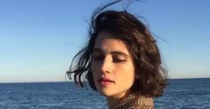 Instagram It Girl Lucia Zolea's Signature Bob Is Giving Us Major Hair Envy - Vogue