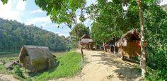 Orang Asli Village, Taman Negara