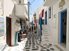 ruta por las islas griegas en una semana Mykonos, Santorini, Best Chicken Coop, Diy Projects For Beginners, Real Plants, Outdoor Gardens, Backyard, Modern, Natural