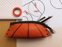 photo Reversible eco design trousse ballon basket 1