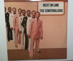 THE CONTROLLERS Next In Line (R&B Soul Lp) Juana 1979 Original SEALED #ClassicRB