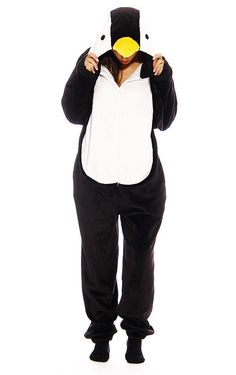 Black White Penguin Onesie https://www.australiaqld.com/product/black-white-penguin-onesie/ #Fashion #Style
