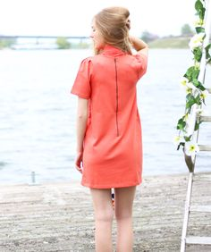 #bloved #tootz #love #fashion #jewels #clothing #clothes #dress #zipper #coral #cotton #short #stretch #ibiza #fair #trade #hand #made #look