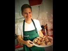 Borrachuelos Malagueños Thermomix Tm5 - YouTube Malaga, Fondant, Favorite Recipes, Food, Youtube, Ideas, Sweet Desserts, Tortilla Pie, Pastries