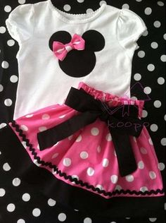 I HATE MINNIE but this is cute lol