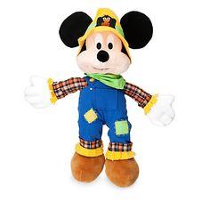 Mickey Mouse Plush - Halloween - Small - 15''