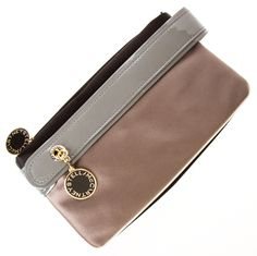 Beautiful satin Stella McCartney clutch for upcoming holiday parties! cc: @FollowShopHers