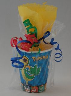 Pokemon Birthday Party Goodie Bags Favors by SweetPartyGoodies, $3.50