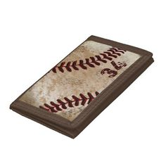Jersey NUMBER or YOUR MONOGRAM Baseball Wallet. These are awesome baseball team gifts. http://yoursportsgifts.com/CLICK-HERE-Vintage-Baseball-Gifts   A lot more Personalized Baseball Stuff:  http://yoursportsgifts.com/CLICK-HERE-Personalized-Baseball-Stuff  See the leather baseball wallet too.  Tons of personalized baseball stuff.
