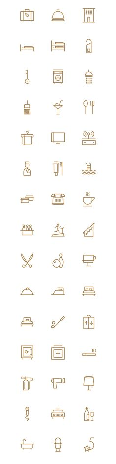 https://www.behance.net/gallery/26222203/Hotel-Theme-Icons