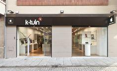 Fachada de nuetra tienda #Apple en #Pamplona