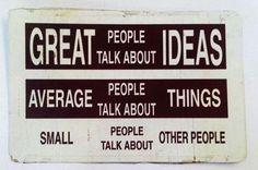 Great people talk about ideas   @donipriliandi